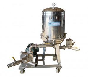 10吨硅藻土过滤机