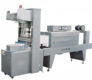 自动套膜机PE膜收缩机